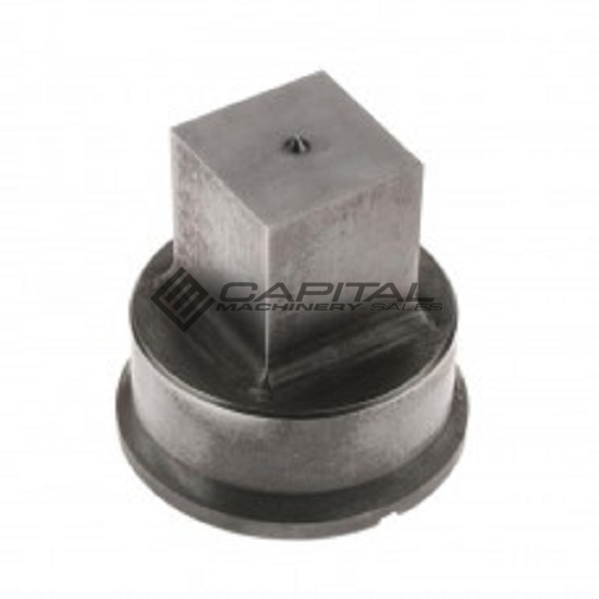 9174 Square Punch For Steelmaster Iron Worker
