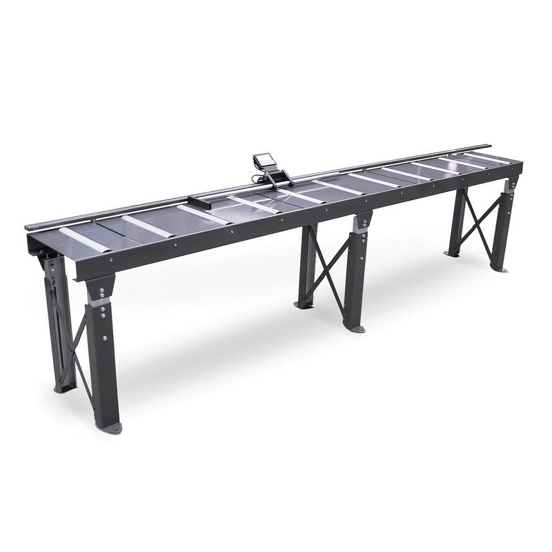 Bomar Type M Saw Roller Conveyor Material Handling System 001