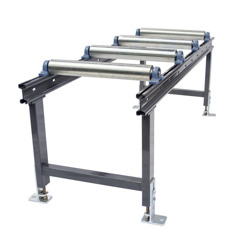 Bomar Type X Saw Roller Conveyor Material Handling System 001