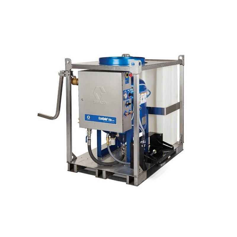 Graco Ecoquip 2 Eqs Elite Wet Vapor Abrasive Blasting Equipment