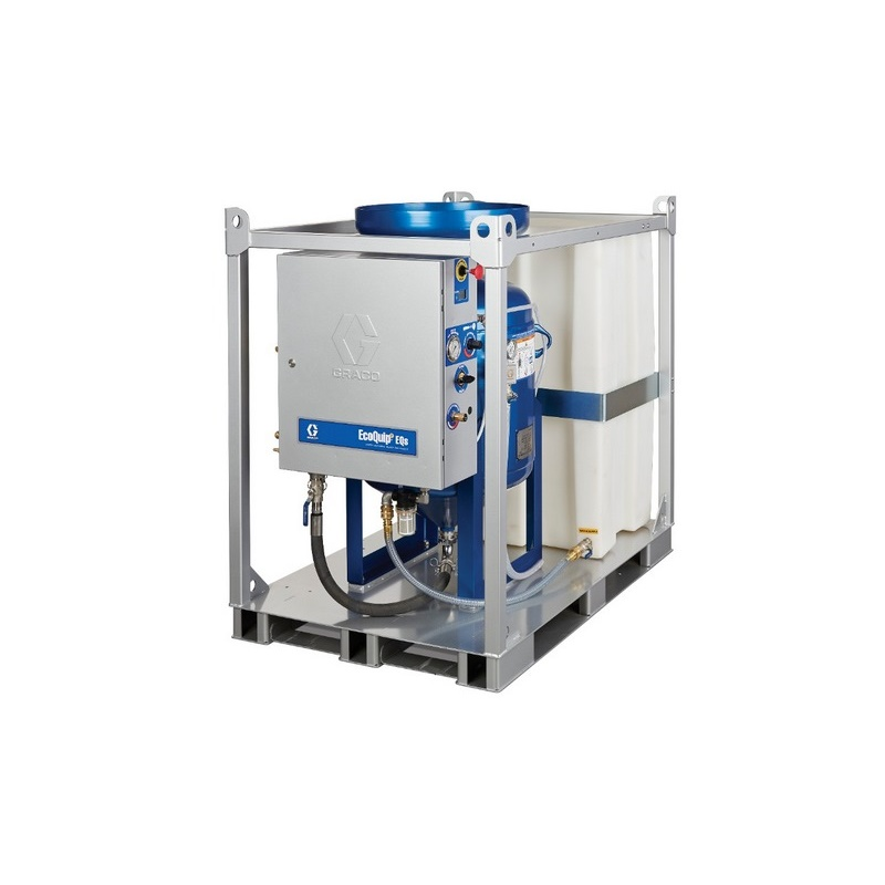 Graco Ecoquip 2 Eqs Wet Vapor Blasting Equipment