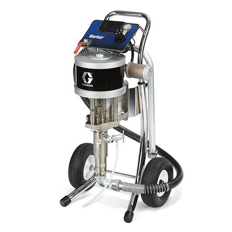 Graco Merkur X48 Airless Sprayer High Pressure Airless Sprayers For Protective Coatings 001