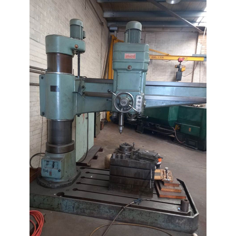 Used Radial Arm Drill