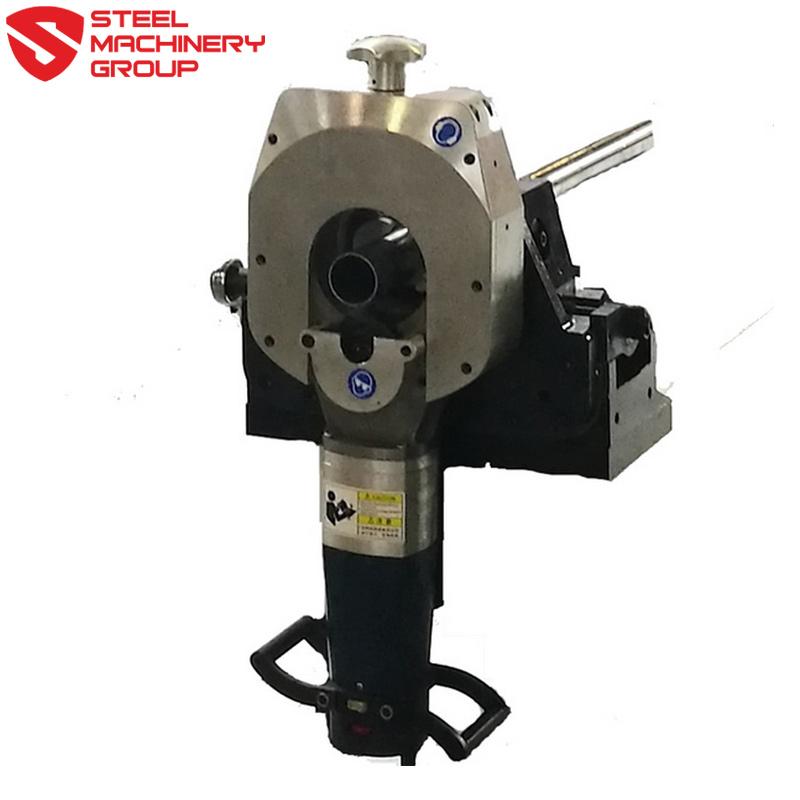 Smg Osg 120 Orbital Pipe Cutting Beveling Machine