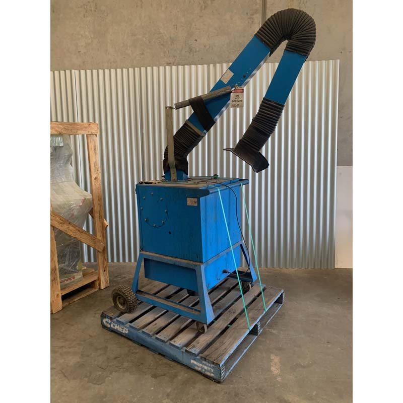 Used Welding Fume Extractor Main